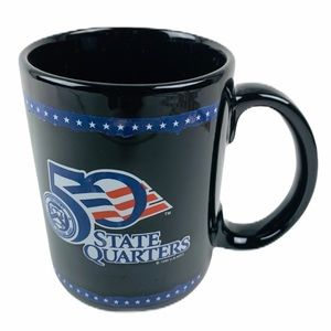 Other - 50 State Quarters Mug Treasury United States Rare
